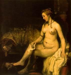 istri nabi Daud