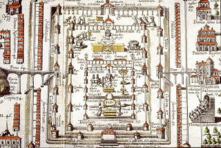 map the king temple
