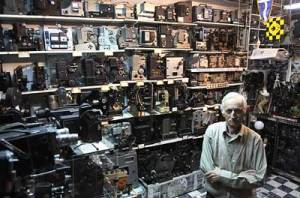 ruang koleksi kamera dimitris