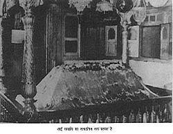 Makam Sai Baba Shirdi